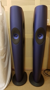 Kef Blade Two Frosted Blue Ex-demo