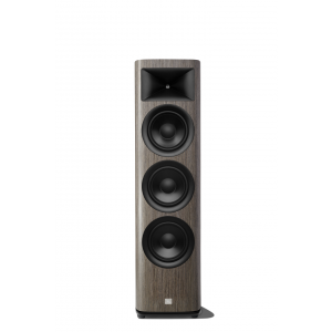 JBL HDI 3800 Satin Gray Oak Wood Veneer