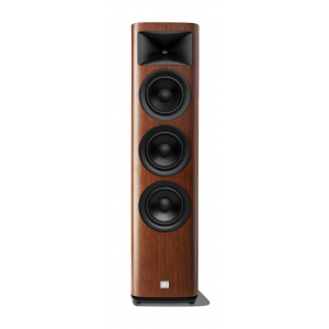 JBL HDI 3600 Satin Walnut Wood Veneer