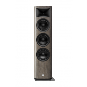 JBL HDI 3600 Satin Gray Oak Wood Veneer