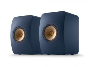 KEF LS50 META Royal Blue Special Edition