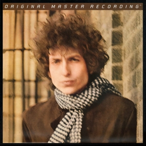 Bon Dylan - BLONDE ON BLONDE / MOBILE FIDELITY 180G 3LP VINYL