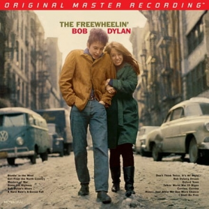 Bob Dylan - THE FREEWHEELIN' BOB DYLAN MONO /  MOBILE FIDELITY 180G 2LP VINYL