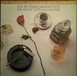 Bill Withers - BILL WITHERS GREATEST HITS / MOBILE FIDELITY 180G LP VINYL