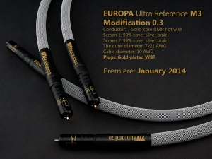 Audiomica Europa Ultra Reference