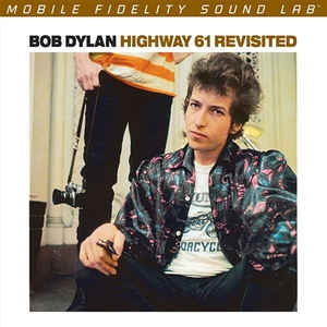 Bob Dylan -  HIGHWAY 61 REVISITED / MOBILE FIDELITY 180G 2LP VINYL