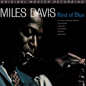 Miles Davis - KIND OF BLUE / MOBILE FIDELITY 2LP 180G VINYL