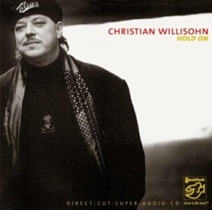Christian Willisohn - Hold On  /  STOCKFISCH RECORDS SACD/CD (5.1 + Stereo) SACD HYBRID