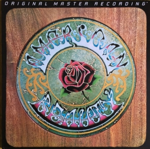 Grateful Dead - AMERICAN BEAUTY / MOBILE FIDELITY 180G 2LP VINYL