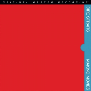 Dire Straits - MAKING  MOVIES / MOBILE FIDELITY SACD HYBRID