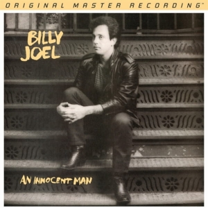 Billy Joel - AN INNOCENT MAN / MOBILE FIDELITY 180G 2LP VINYL