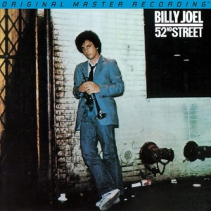 Billy Joel - 52ND STREET / MOBILE FIDELITY 180G LP VINYL
