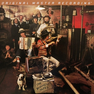 Bob Dylan and the Band - THE BASEMENT TAPES / MOBILE FIDELITY 180G 2LP VINYL
