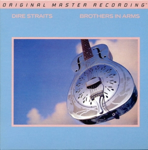 Dire Straits - BROTHERS IN ARMS / MOBILE FIDELITY SACD HYBRID